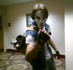 Casey Jones from Teenage Mutant Ninja Turtles