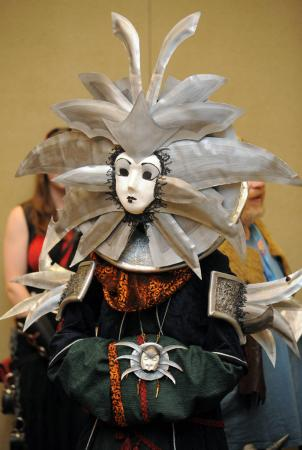 Lady of Pain from Planescape: Torment worn by Avianna