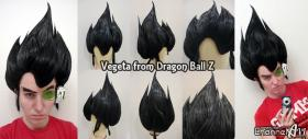 Vegeta from Dragonball Z worn by Avianna