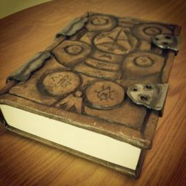Book of Memories from Silent Hill: Book of Memories worn by Avianna