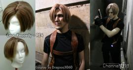 Leon Kennedy from Resident Evil 4 worn by Avianna