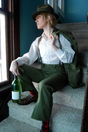 Firo Prochainezo from Baccano! worn by Avianna