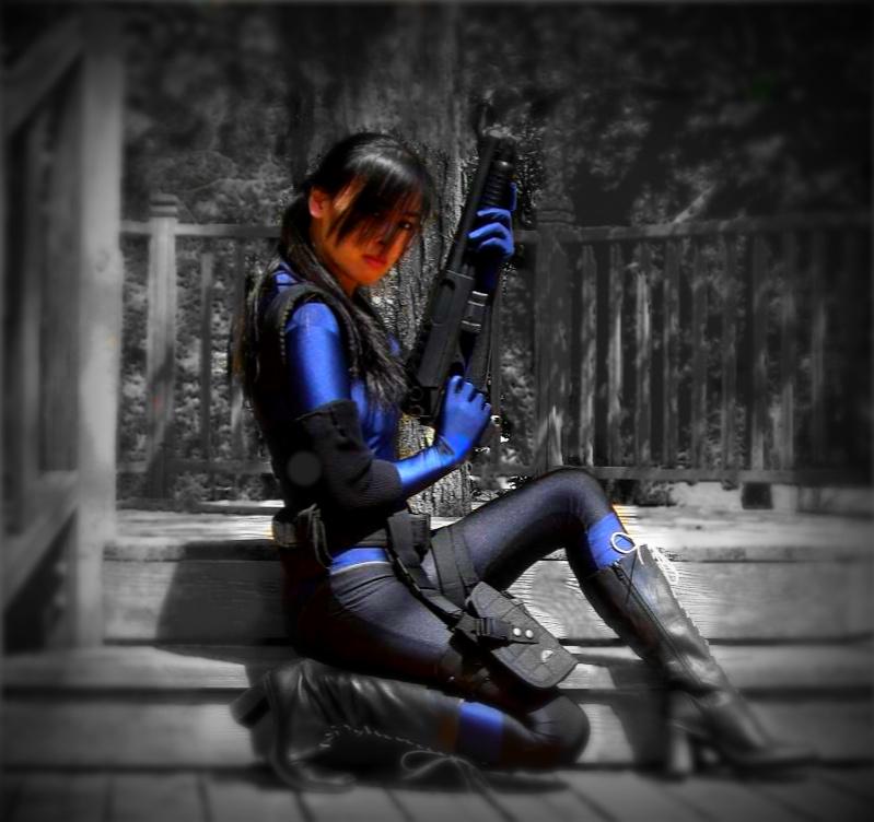 Jill Valentine Resident Evil 5 By The Shining Polaris