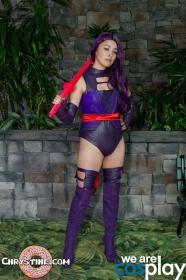 Psylocke from X Men: Apocalypse