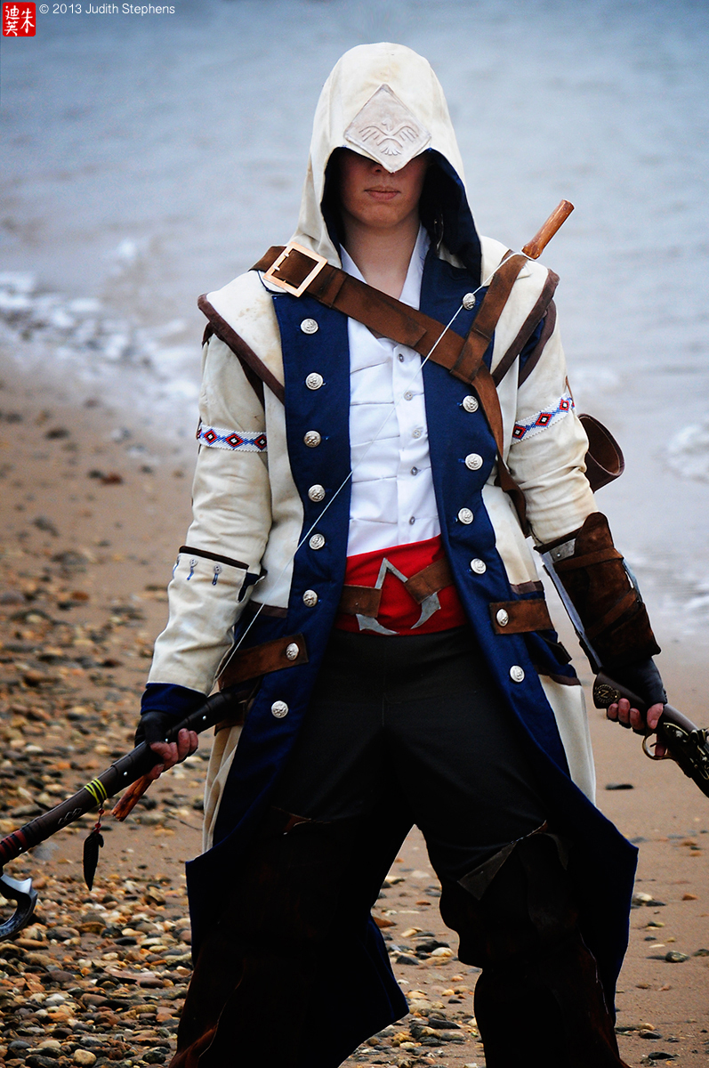 Connor Kenway Assassin S Creed 3 By Stardustshadow Acparadise Com