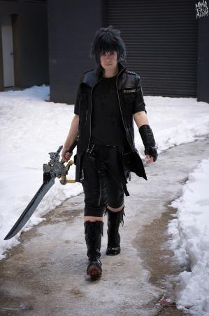 Noctis Lucis Caelum from Final Fantasy XV worn by StarDustShadow