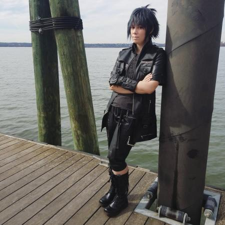 Noctis Lucis Caelum from Final Fantasy XV by StarDustShadow