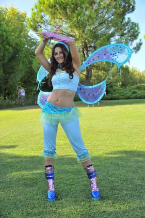 Aisha from Winx-club worn by Len
