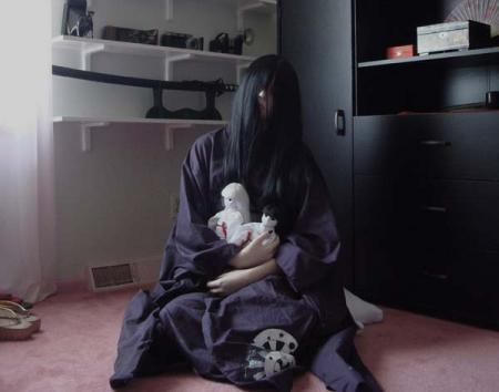Azami Kiryu / Twins Doll from Fatal Frame II worn by Haven