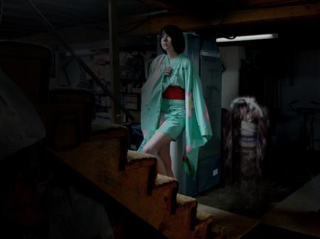 Mio Amakura from Fatal Frame II