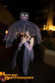 Gastly from Pokemon worn by Haven