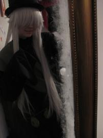 Undertaker from Black Butler worn by Haven