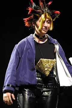 Yugi Muto from Yu-Gi-Oh! Duel Monsters worn by Anime Angel Blue