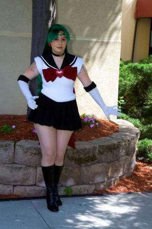 Sailor Pluto from Sailor Moon S