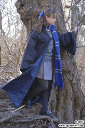 Ravenclaw Student from Harry Potter worn by Anime Angel Blue