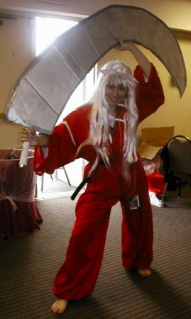 Inuyasha from Inuyasha worn by Anime Angel Blue