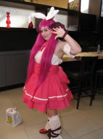 Rabi en Rose / Usada Hikaru from Di Gi Charat worn by Anime Angel Blue