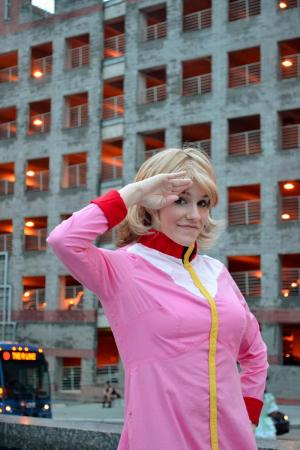 Sayla Mass from Mobile Suit Gundam