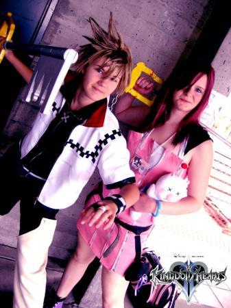 Kairi from Kingdom Hearts 2