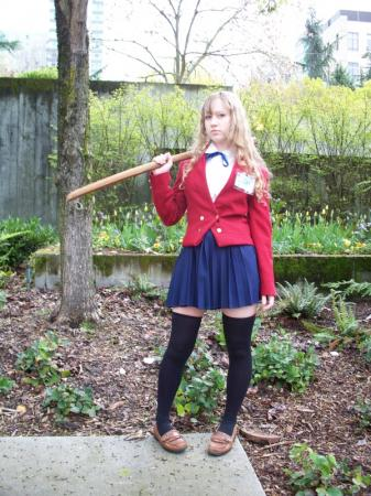 Taiga Aisaka from Toradora! worn by Princess of Tea