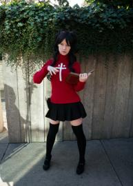Rin Tohsaka from Fate/Stay Night