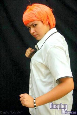 Kyo Sohma from Fruits Basket worn by Yune Kris