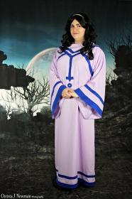 Mia from Lunar: Silver Star Story Complete worn by Elly~Star