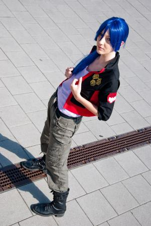 Alto Saotome from Macross Frontier