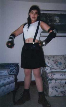 Tifa Lockhart from Final Fantasy VII