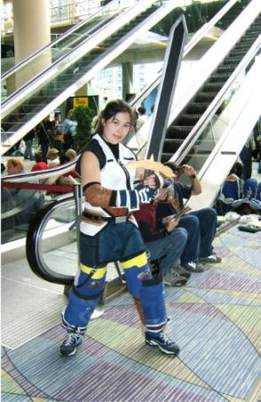 Fayt / Fate Linegod from Star Ocean 3: Till the End of Time worn by Mage