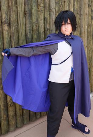 Sasuke Uchiha from Boruto: Naruto Next Generations by roxyryoko