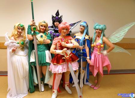 Fuu Hououji from Magic Knight Rayearth worn by roxyryoko