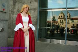 Lia de Beaumont from Le Chevalier d'Eon worn by Rya