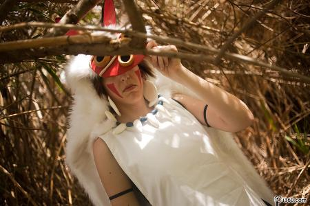 San from Princess Mononoke worn by Rya