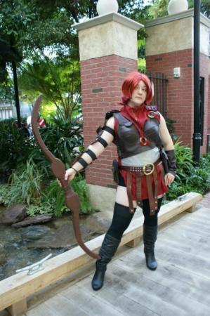 Leliana from Dragon Age: Origins