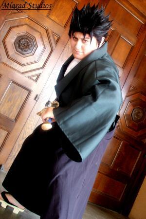 Kurogane from Tsubasa: Reservoir Chronicle worn by maggifan