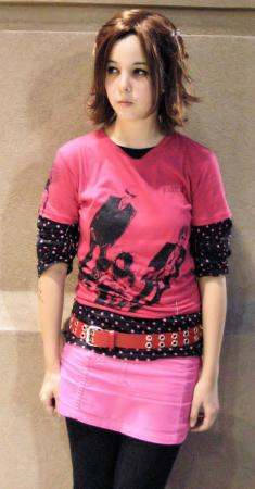 Nana Komatsu from NANA worn by Monika Lee