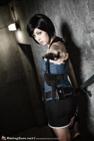 Jill Valentine from Resident Evil: Apocalypse worn by Monika Lee