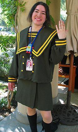 Miki Koishikawa from Marmalade Boy