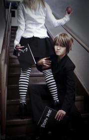 Light Yagami / Raito from Death Note worn by susan
