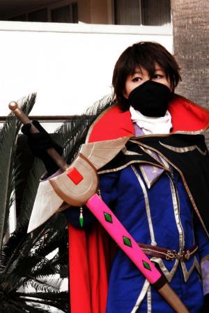 Suzaku Kururugi from Code Geass R2