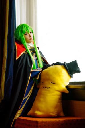 C.C. from Code Geass R2 (Worn by susan)