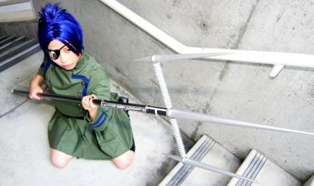 Chrome Dokuro from Katekyo Hitman Reborn!