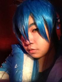 Aoba Seragaki from DRAMAtical Murder worn by Kiby-E.L.L.A