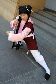 May Chang from FullMetal Alchemist: Brotherhood