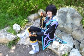 Jude Mathis from Tales of Xillia