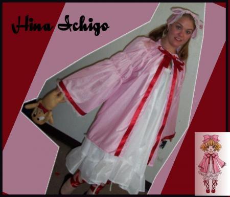 Hinaichigo from Rozen Maiden