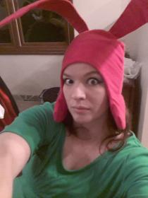 Louise Belcher from Bob's Burgers worn by MadMadamMim