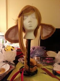 Dormouse from Alice in Wonderland worn by MadMadamMim