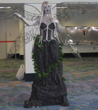 Fairy Park Statue from Clover